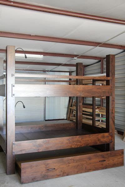 Bunk Beds Handmade - 25 best ideas about trundle beds on