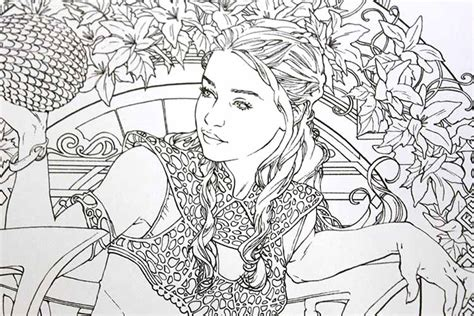 thrones colouring book images of thrones colouring book