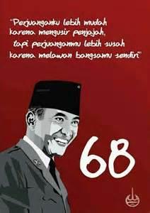 film soekarno quotes soekarno first president indon 233 sie pahlawan pinterest