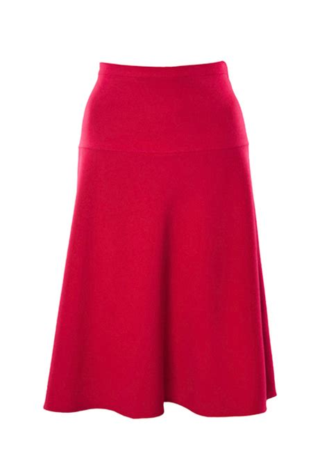 swinging skirts 1940s swing skirt red