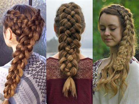 5 Braid Hair Styles You Can Rock by Adorable 5 Strand Braid Hairstyles In Easy Way Hairdrome