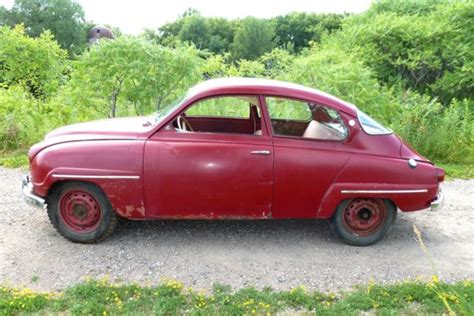 1961 saab 96 classic 2 stroke for sale in minneapolis