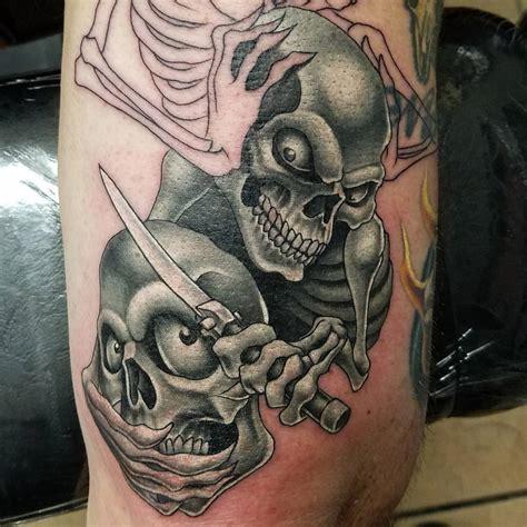 darkside tattoo darkside