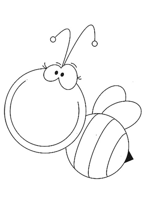 mi coleccin de dibujos mi colecci 243 n de dibujos abejas para colorear