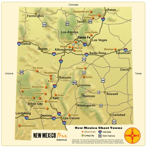 ghost towns map ghost towns of new mexico trail map new mexico true