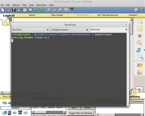 tutorial linux mint 17 2 tutorial cara install packet tracer di linux mint 17
