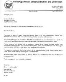 parole letter of support best business template