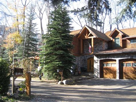 Roaring Fork Cabin Rentals by Spectacular Home On The Roaring Fork River Vrbo