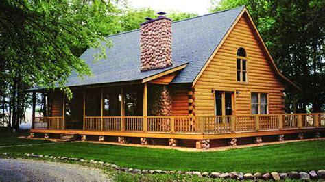 wrap around deck house plans