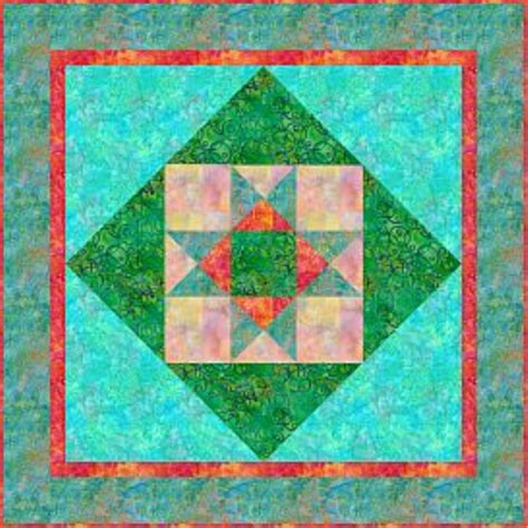star pattern using javascript elementary star quilt pattern crafting sewing other