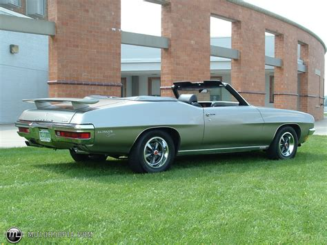 1970 Pontiac Lemans Sport Convertible Billspontiac48ply017jpg Id 80507