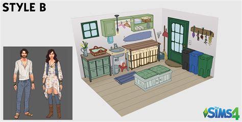 home design seasons cheats the sims 4 eco living stuff pick an art style sims