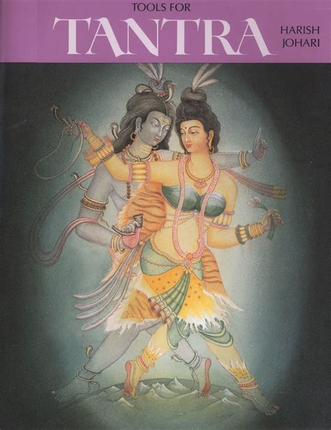 best tantra book tools for tantra book by harish johari official