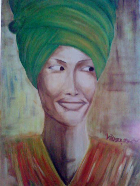 portrait auf leinwand bild portrait malerei frau goetzky bei kunstnet
