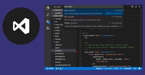 tutorial visual studio code mac download visual studio code mac linux windows