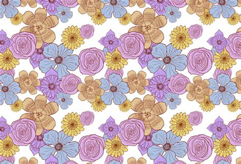 pattern web flower fantastic new floral patterns from across the web