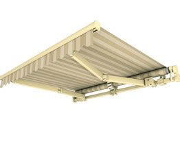 Patio Awning Cassette Patio Awning Premium Without Cassette