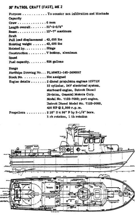 swift boat plans pcf 816 swift boat maritime museum of san diego