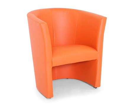 charly chucky cocktailsessel sessel loungesessel - Sessel Orange