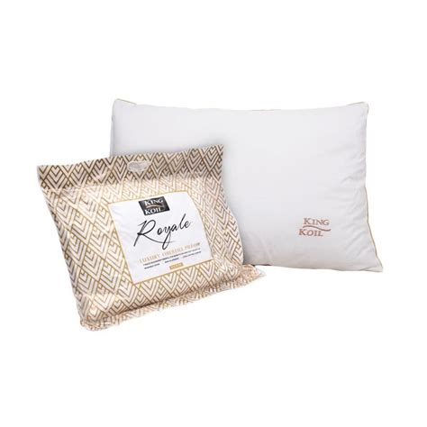 Bantal Hollow Fiber Americana bantal king koil royal harga promo toko kasur bed murah simpati furniture