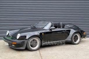 1989 porsche speedster for sale sold porsche 911 wide body speedster auctions lot 21
