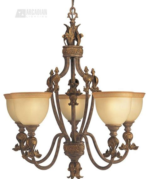 Thomasville Chandeliers Thomasville Lighting P4273 96c Lafayette Traditional 5 Light Chandelier Pg P4273 96c