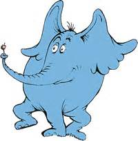 dr seuss characters elephant