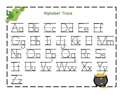 free printable tracing your name trace your name worksheet printable kiddo shelter