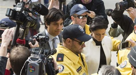 section 494 of the criminal code of canada turning an outrage into a vindication ghomeshi peace