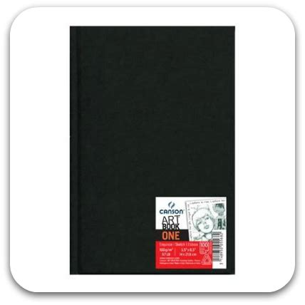 sketchbook canson one canson book one hardcover sketch book