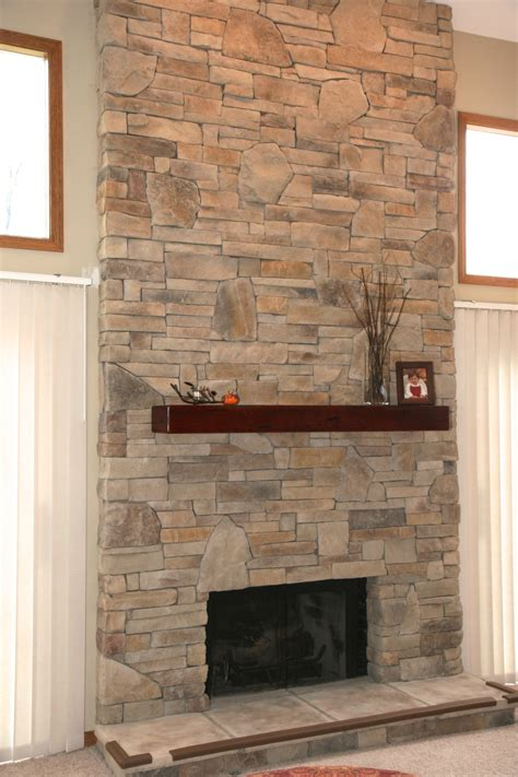 cobblestone fireplace stone fireplace mod1 north star stone