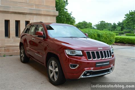 Jeep Rt Jeep Grand Grand Srt Launched In India