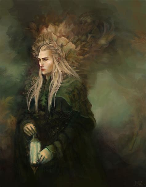 the many faces of thranduil hobbit movie news and rumors