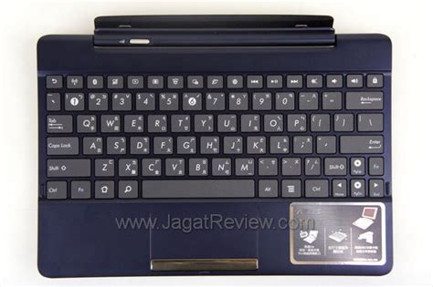 Keyboard Dock Asus Transformer review asus transformer pad tf300 tablet netbook android
