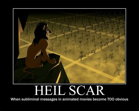 Be Prepared Meme - lion king subliminal messages hairstylegalleries com