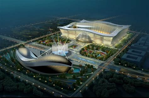 400 Square Meters To Feet by New Century Global Centre Of Chengdu In China The