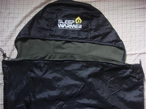 Kupluk Polar Hangat sleeping bag review consina sleep warmer