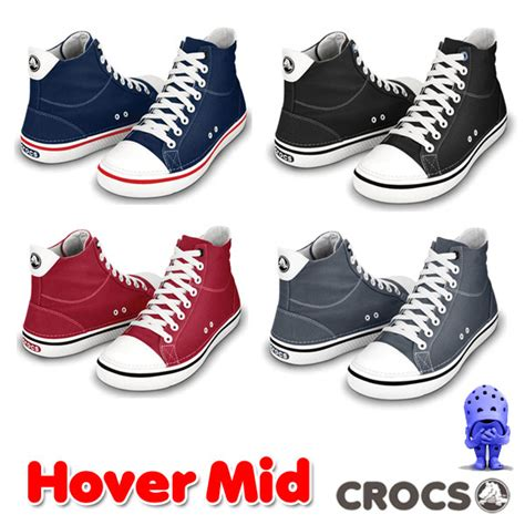 Crocs Hover Sneaker Junior Original neoglobe rakuten global market crocs hover mid clocks