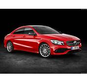 Mercedes Benz CLA 2017  Pictures Information &amp Specs