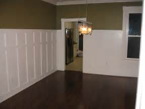 Wainscoting Dining Room Ideas Capitol Hill Christensens Wainscoting Dining Room Complete