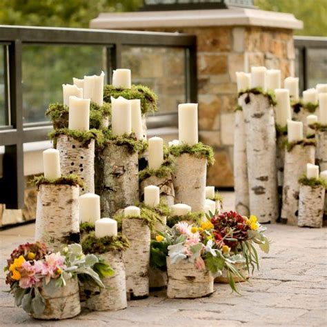 woodland decorations 25 best ideas about mountain weddings on