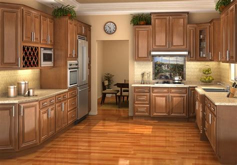 Kitchen In A Cabinet by Rta Kitchen Cabinet Discounts Maple Oak Bamboo Birch