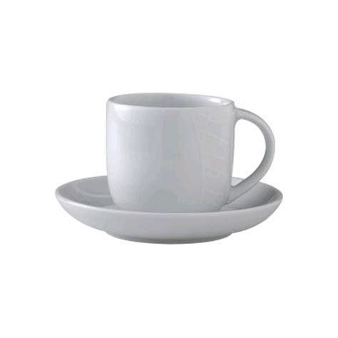 Villeroy Und Boch Royal 1397 by Oliver White Snug Coffee Cup And Saucer Havens