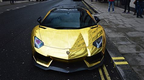 chrome gold chrome gold dmc lamborghini sounds in