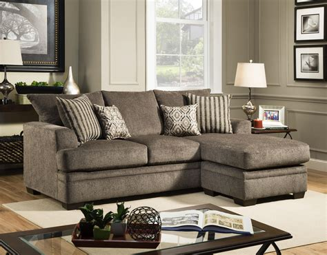 Prime Brothers Furniture by American Furniture 3650 Sofa Chaise Prime Brothers