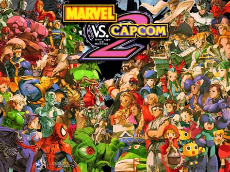marvel vs capcom 2 hadouken on the go with marvel vs capcom 2 available now