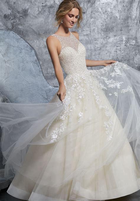 Kiara Dress kiara wedding dress style 8215 morilee