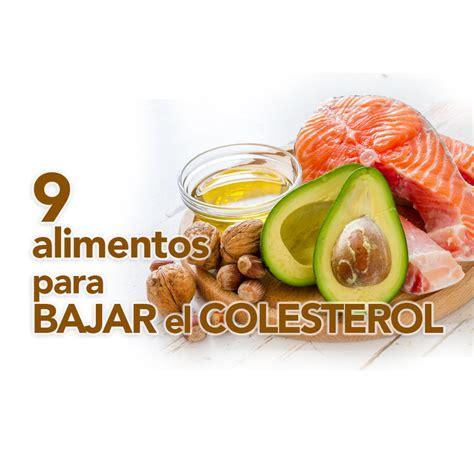 recetas de cocina para colesterol alto 9 alimentos para bajar el colesterol divina cocina