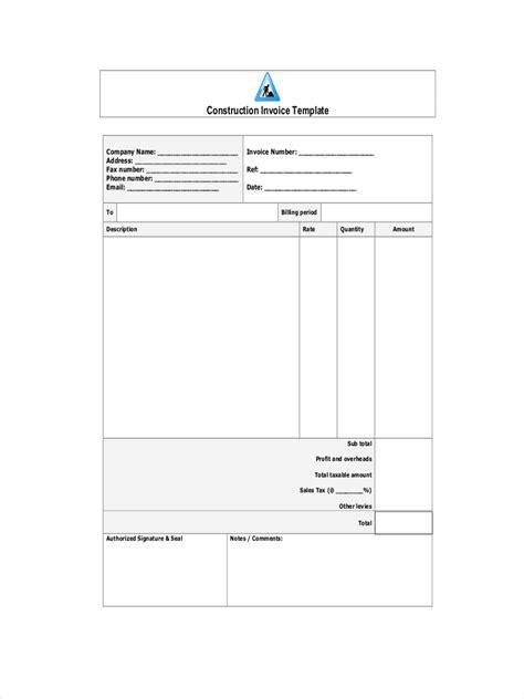 10 Contractor Receipt Exles Sles Contractor Receipt Of Payment Template