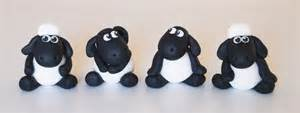 shaun the sheep cake toppers edible sheep cake cake and